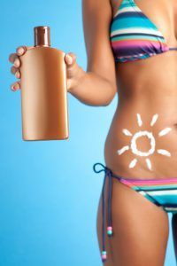 Base tans don't prevent sun burn -- they encourage sun damage.
